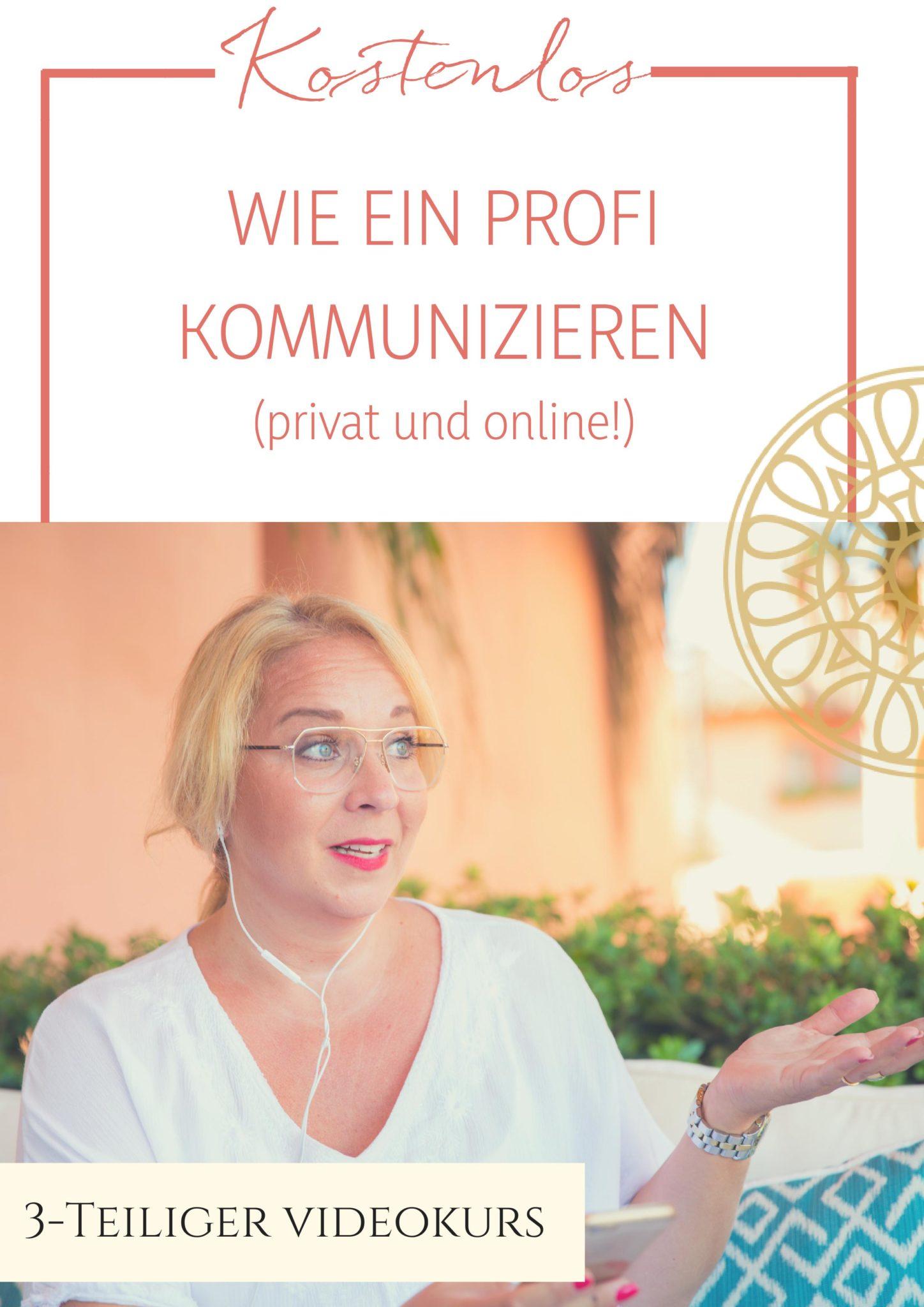 Business Excellence Onlinekurs: Wie ein Profi kommunizieren