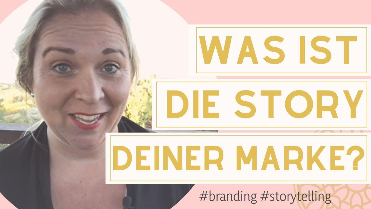 Was ist die Story deiner Marke
